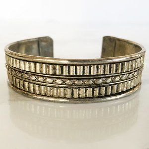 Jewelry - Antique Silver Cuff